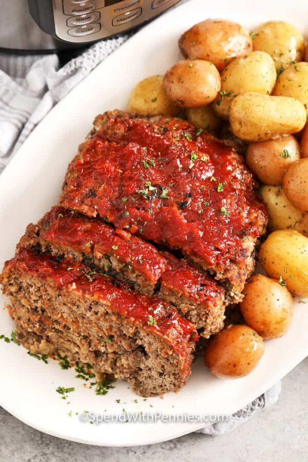 The 35 BEST Instant Pot Recipes - meatloaf.