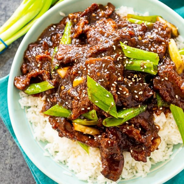 The 35 BEST Instant Pot Recipes - Mongolian beef.