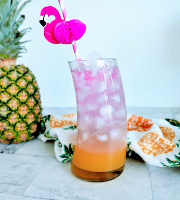 The 30 BEST Mocktail Recipes - mermaid water.