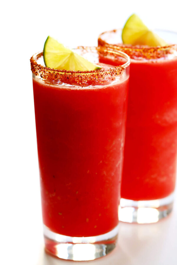 The 30 BEST Mocktail Recipes - watermelon lime.