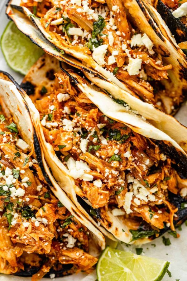 The 35 BEST Instant Pot Recipes - chicken tinga.