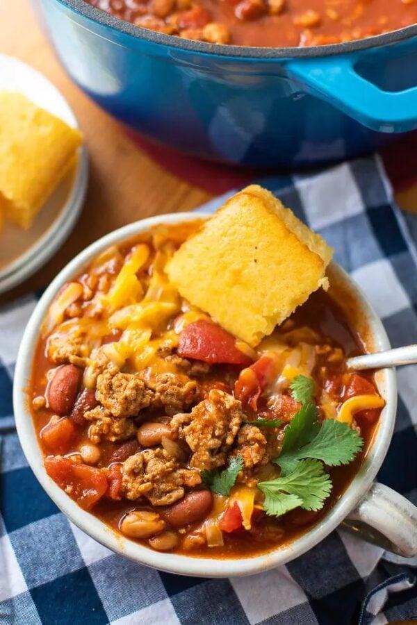 The 35 BEST Ground Pork Recipes - chili.