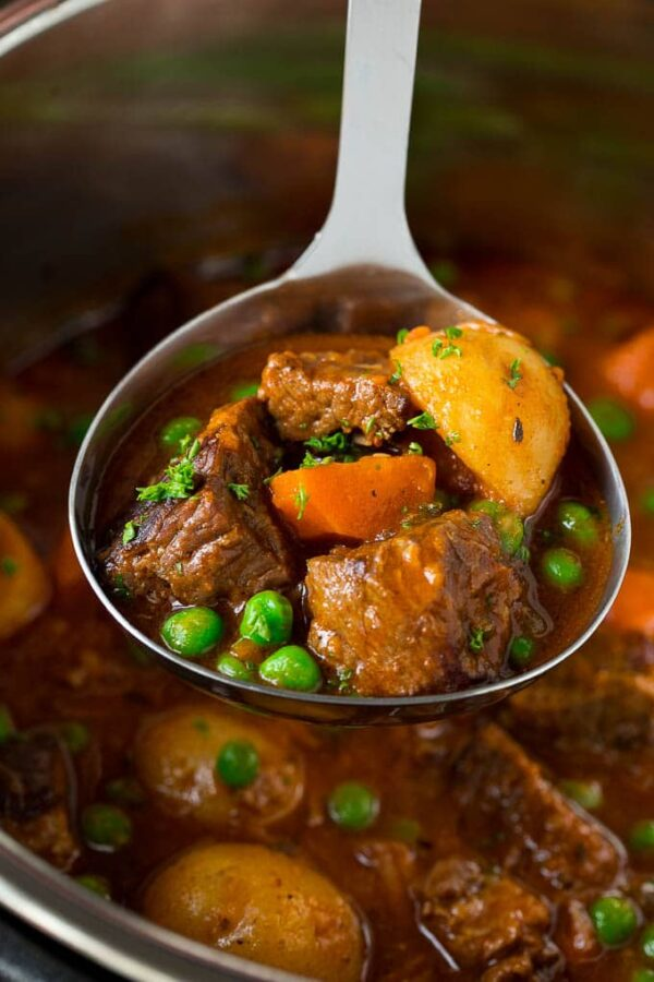 The 35 BEST Instant Pot Recipes - beef stew.
