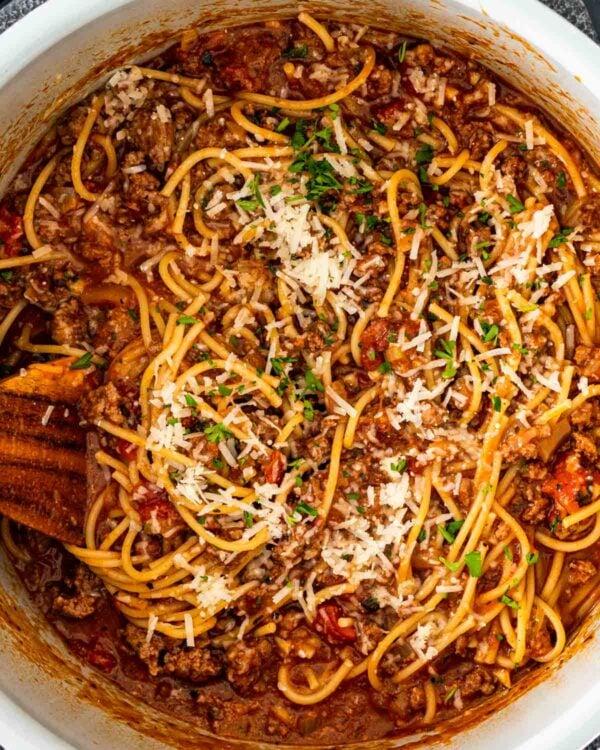 The 35 BEST Instant Pot Recipes - spaghetti.