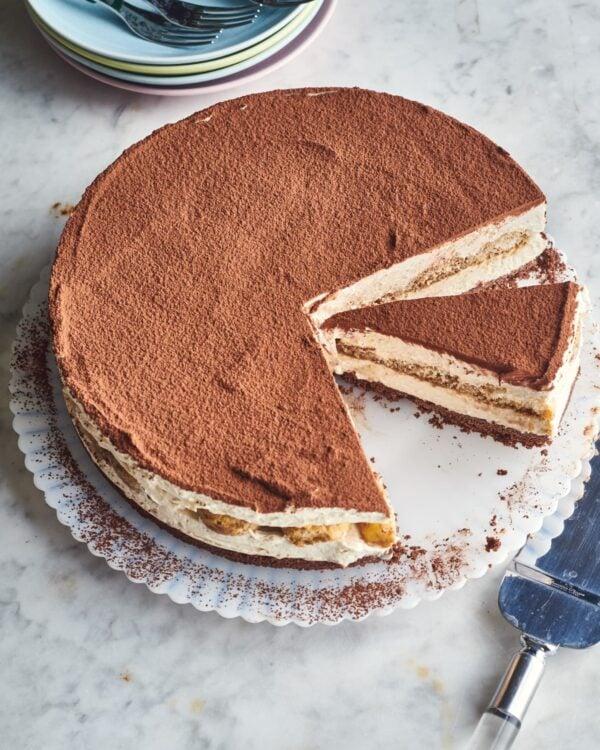 The 35 BEST Cheesecake Recipes - tiramisu.
