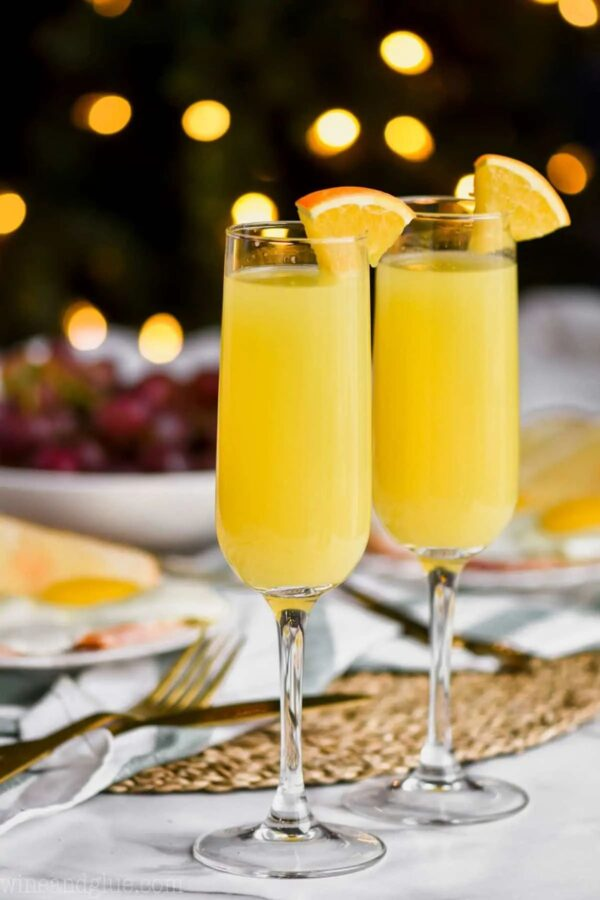The 30 BEST Mocktail Recipes - mimosa.