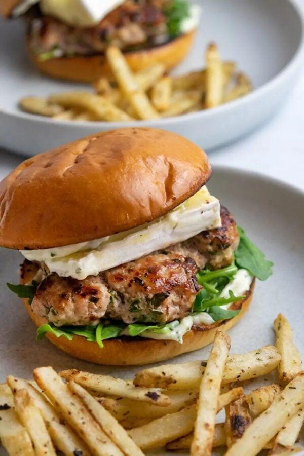 The 35 BEST Ground Pork Recipes - smash burgers.