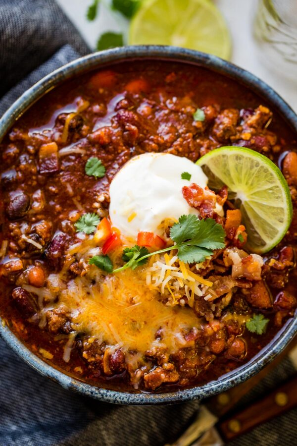The 35 BEST Instant Pot Recipes - chili.