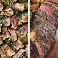 Steak recipes.