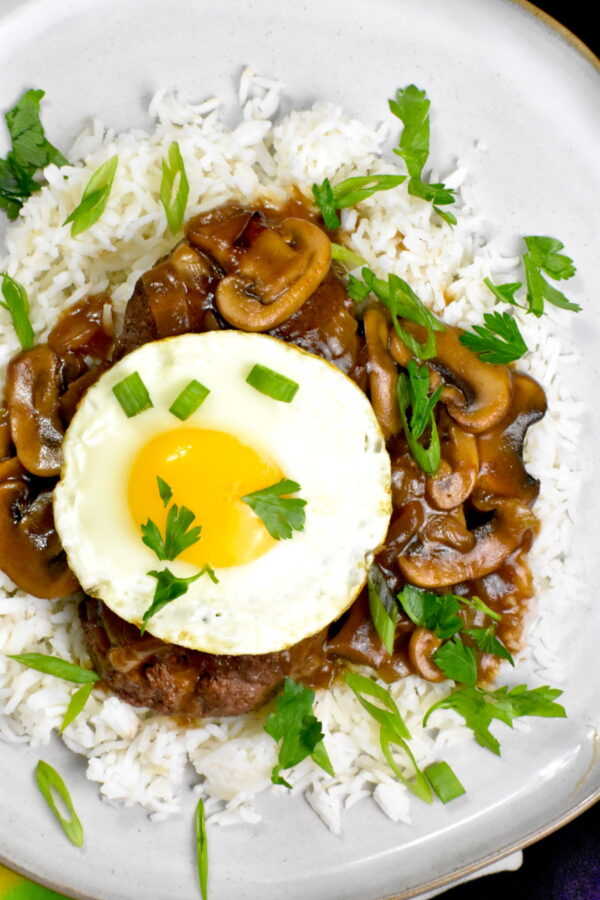 The 30 BEST Easy Weeknight Dinners - loco moco.