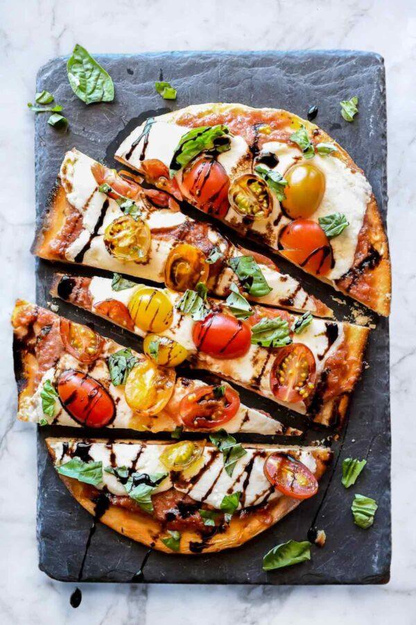 The 30 BEST Flatbread Recipes - caprese.
