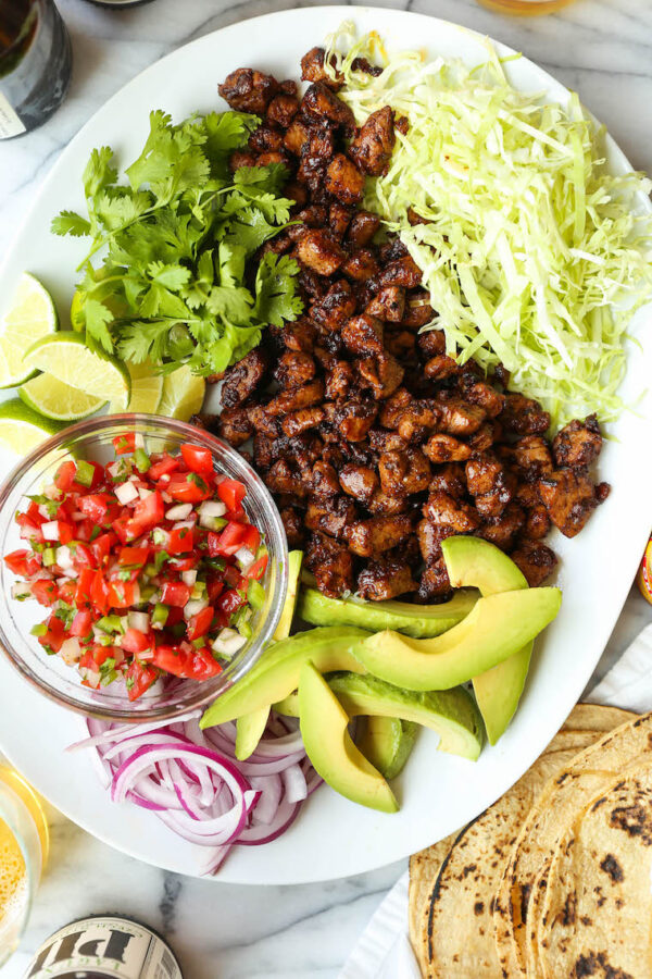 The 30 BEST Quick Dinners - carnitas.