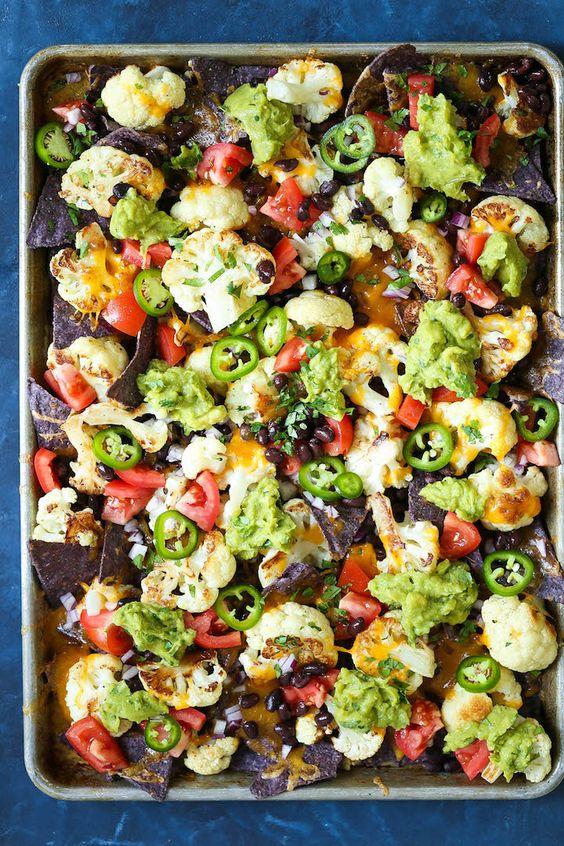 The 35 BEST Cauliflower Recipes - nachos.