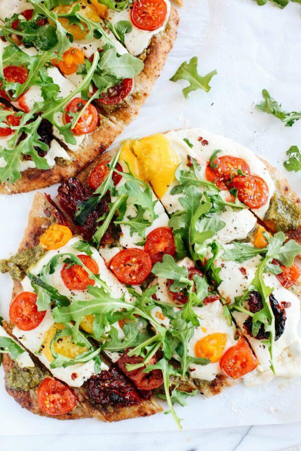 The 30 BEST Flatbread Recipes - pesto.