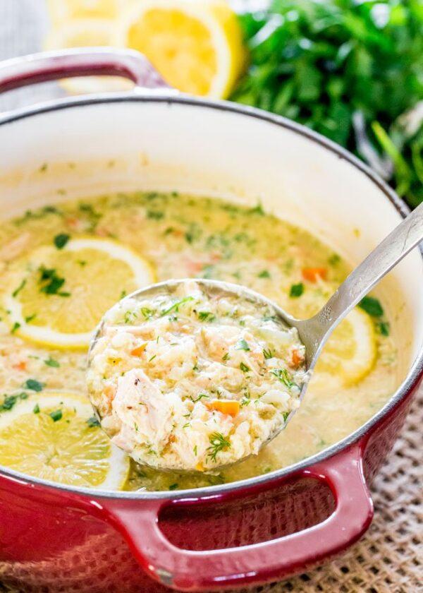 The 40 BEST Soup Recipes - avgolemono.