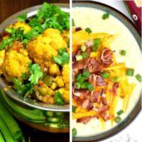 Cauliflower recipes.