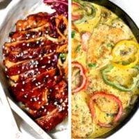 Chicken recipes.