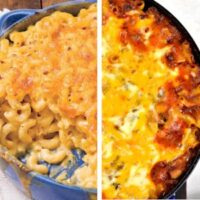 Mac and Cheese recipes.