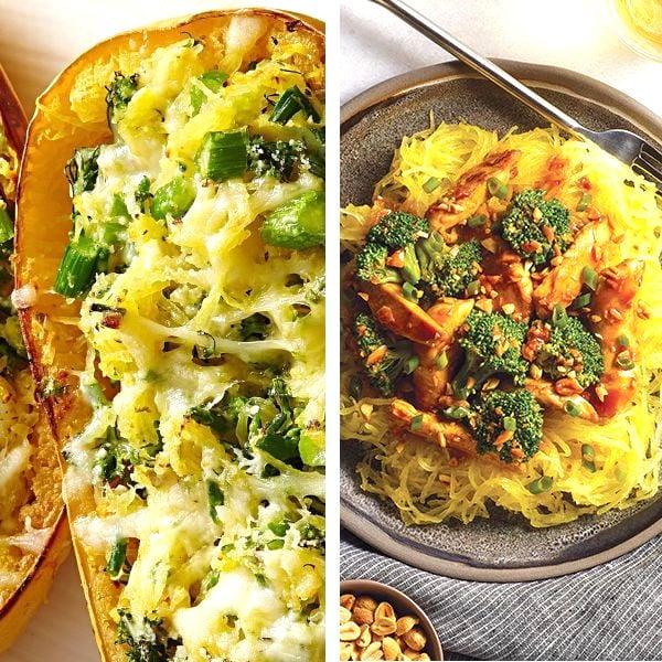 The 35 BEST Spaghetti Squash Recipes