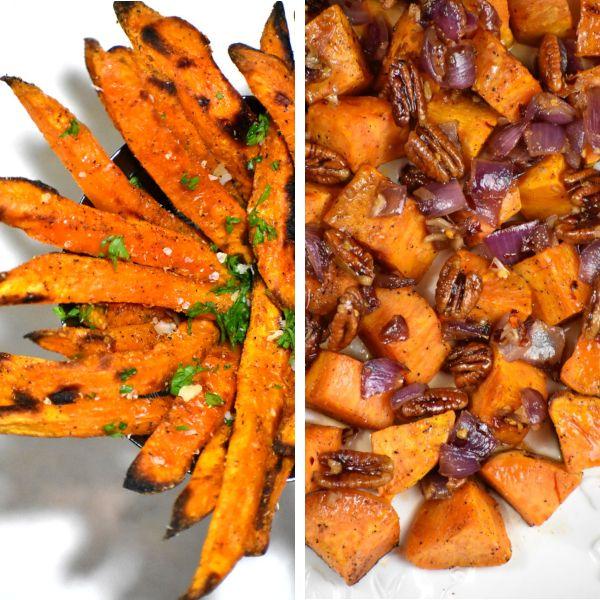The 35 BEST Sweet Potato Recipes