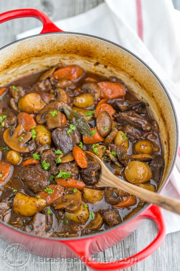 The 35 BEST Stew Recipes - classic beef stew.