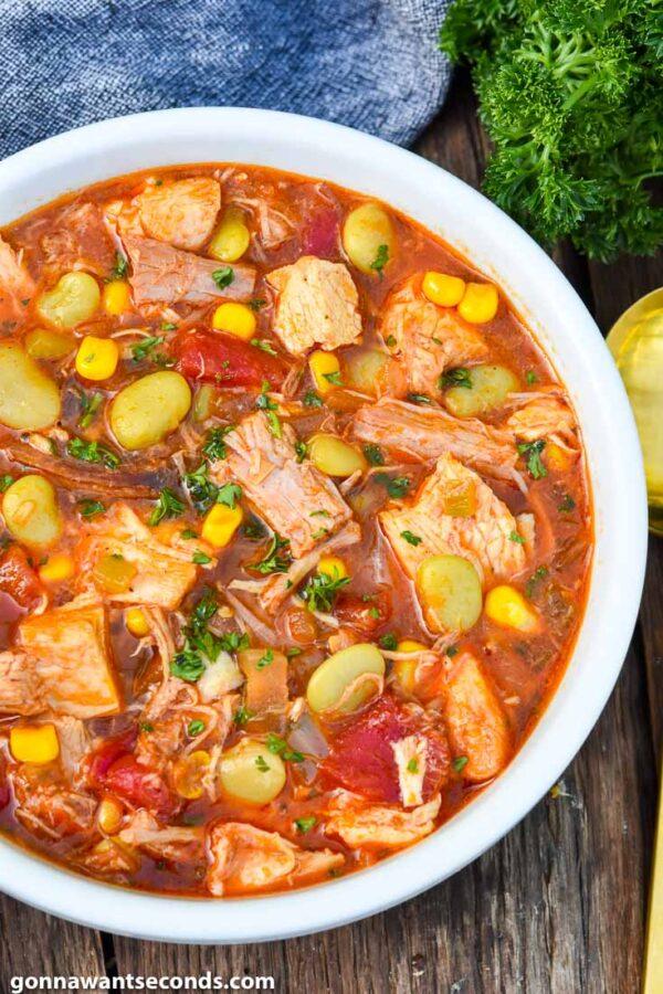 The 35 BEST Stew Recipes - Brunswick stew.