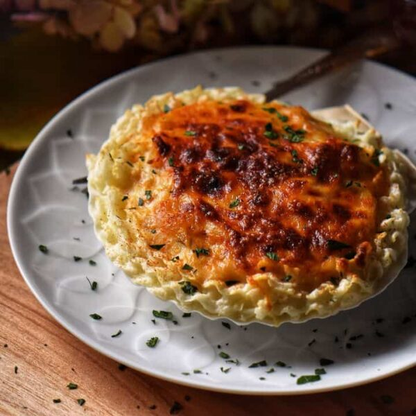 The 25 BEST Scallop Recipes - coquille st. jaques.