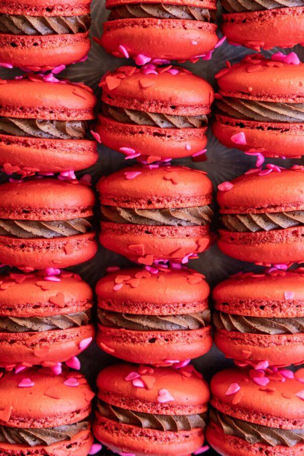 The 25 BEST Macaron Recipes - valentines.