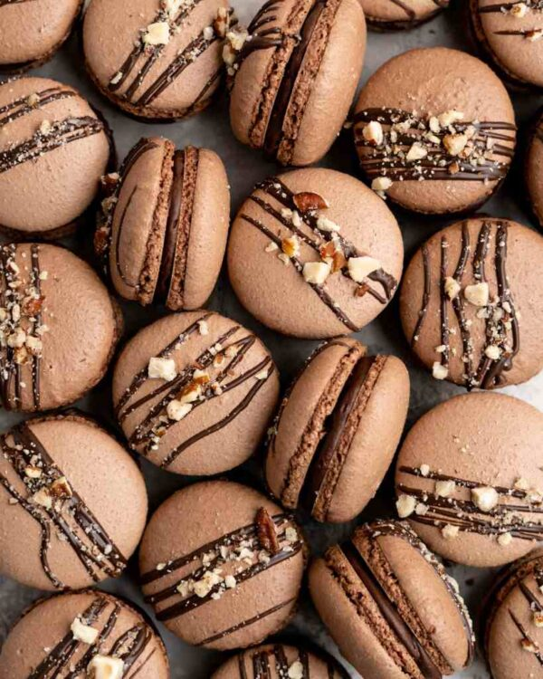 The 25 BEST Macaron Recipes - nutella.