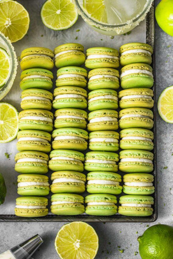 The 25 BEST Macaron Recipes - margarita.