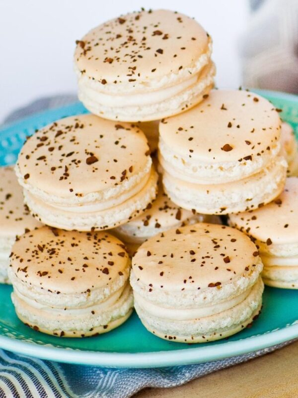 The 25 BEST Macaron Recipes - tiramisu.