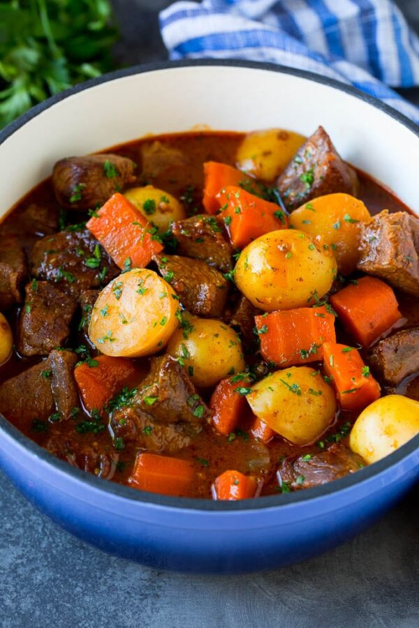 The 35 BEST Stew Recipes - Irish.
