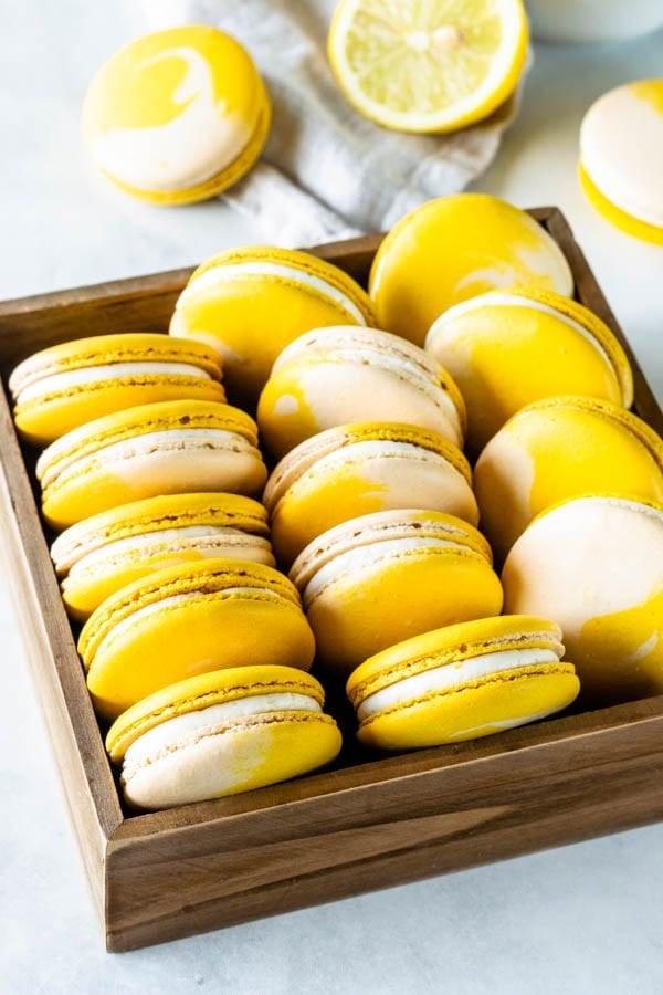 The 25 BEST Macaron Recipes - lemon.