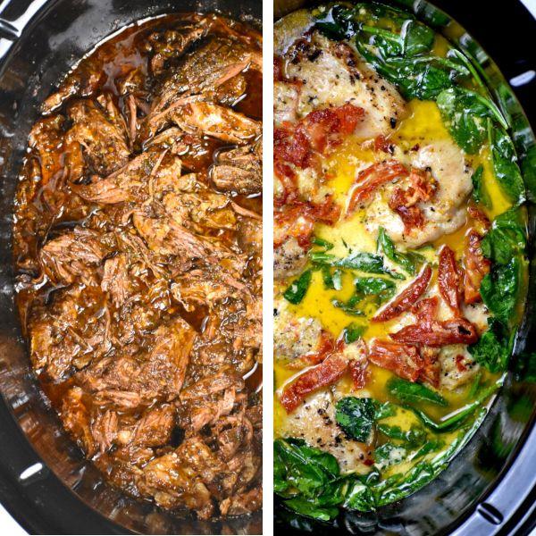 The 35 BEST Crockpot Recipes