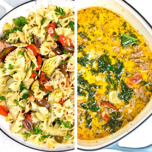 The 40 BEST Easy Dinner Recipes