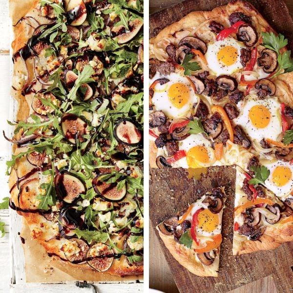 The 30 BEST Flatbread Recipes