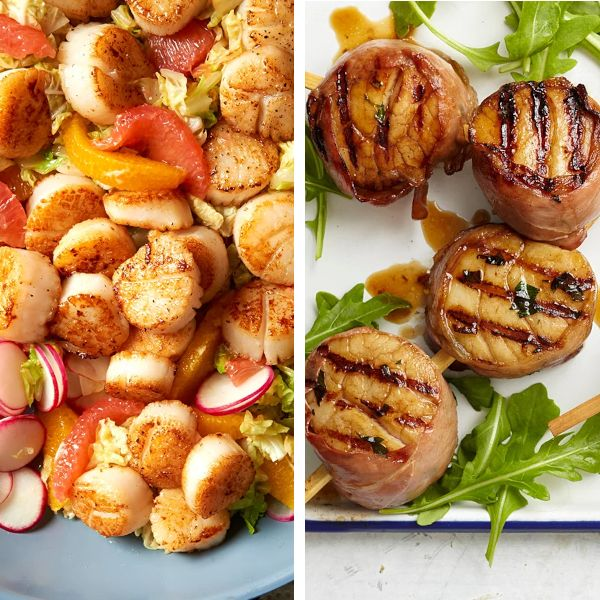 The 25 BEST Scallop Recipes