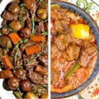 Stew recipes.